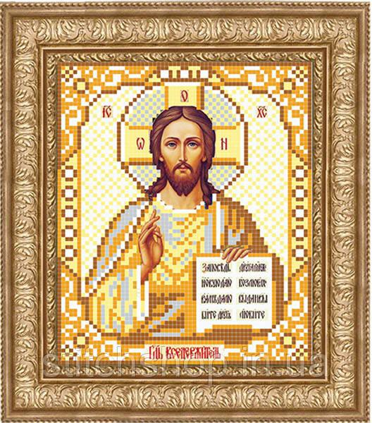 АР 2014 Иисус . BUTiK. Схема на ткани для вышивания бисером