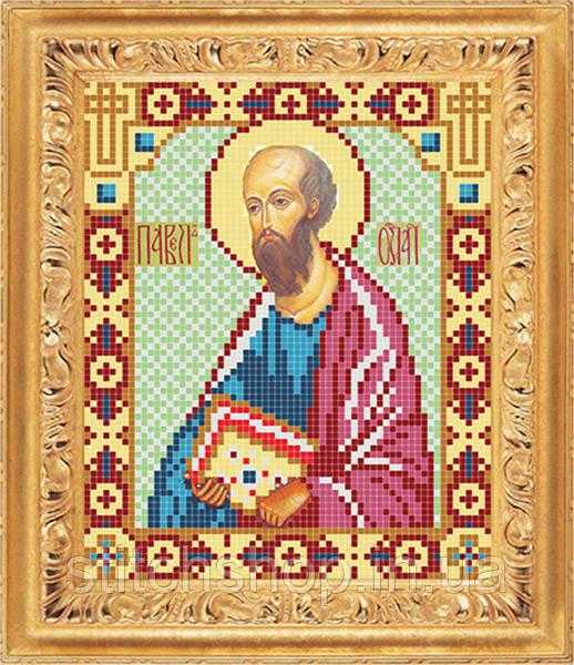 АР 2027 Св. Апостол Павел. BUTiK. Схема на ткани для вышивания бисером