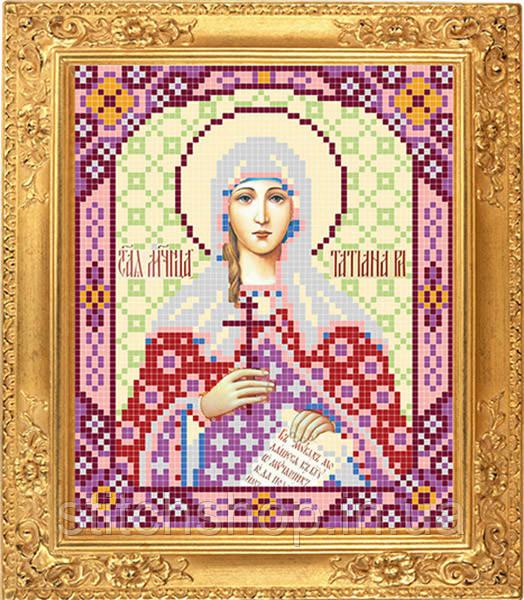 АР 2011 Св. Татиана. BUTiK. Схема на ткани для вышивания бисером