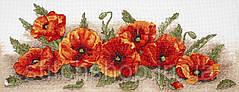 PCE722 Spray of Poppies. Anchor. Набор для вышивания нитками