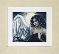 G362 Соблазнительный  ангел. Luca-S. Набор для вышивания нитками