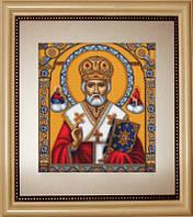 G421 Святой Николай. Luca-S. Набор для вышивания нитками