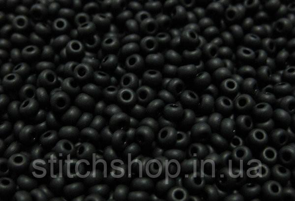 23980matt Biser PRECIOSA  ( Бисер Preciosa)  упаковка 50 гр.