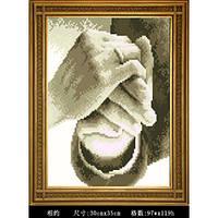 30082 Счастливый день.Dream Art. Набор для рисования камнями(квадратные, полная)(7370 DIY). Рисование квадратными камнями на холсте
