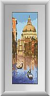 30132 Венеция. Dream Art. Набор алмазной живописи (квадратные, полная) (F0803 ,1425). Рисование квадратными камнями на холсте