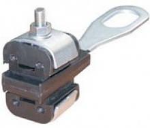 Анкерний натяжний затискач для СІП а для символів 4х16 пластина