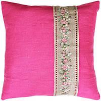 PB106 Розовая лента. Luca-S. Набор для вышивания нитками
