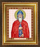 VIA4086 Святой Апостол Павел. ArtSolo. Схема на ткани для вышивания бисером