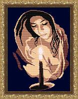 VKA3026 Молитва. ArtSolo. Схема на ткани для вышивания бисером