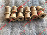 Втулки рессоры Москвич 2140 412 Прицепов (к-кт 12 шт) полиуритановые, фото 1