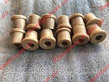 Втулки рессоры Москвич 2140 412 Прицепов (к-кт 12 шт) полиуритановые