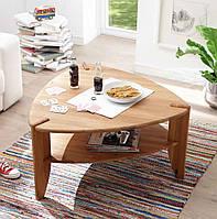 Журнальный стол из массива дерева 127