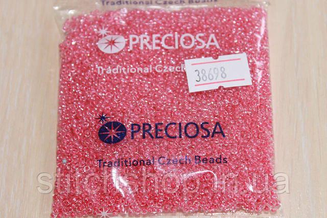 38698 Biser PRECIOSA  ( Бисер Preciosa)  упаковка 50 гр.