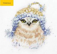 B2306 Сова. Luca-S. Набор для вышивания нитками
