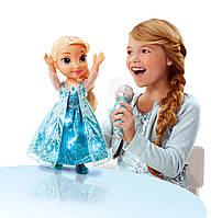 Кукла Эльза поющая с микрофоном Disney Frozen Sing-A-Long Elsa Doll