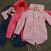 Куртка весенняя на девочку GRACE