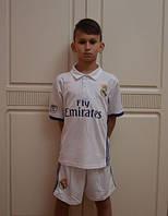 Детская футбольная форма команды Реал Мадрид