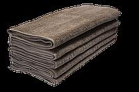 Полотенце махровое Lotus 50*90 коричневое