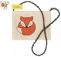 BAG005 Совы. Luca-S. Набор для вышивания нитками