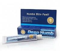 "Крем ""Deep Numb"" анестетик 10 гр. (Синий)"