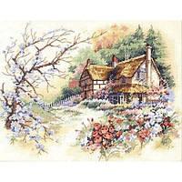 4324 Уютный дом. Classic Design. Набор для вышивания нитками