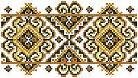 КЛ-033 Сумочка. Барвиста Вишиванка. Заготовка для вышивки бисером или нитками.