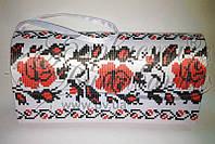 КЛ-043 Сумочка. Барвиста Вишиванка. Заготовка для вышивки бисером или  нитками. 11a4091b8555d
