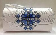 КЛ-048 Сумочка. Барвиста Вишиванка. Заготовка для вышивки бисером или нитками.