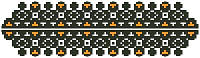 КЛ-058 Сумочка. Барвиста Вишиванка. Заготовка для вышивки бисером или нитками.