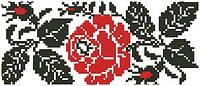 КЛ-071 Сумочка. Барвиста Вишиванка. Заготовка для вышивки бисером или нитками.