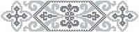 КЛ-083 Сумочка. Барвиста Вишиванка. Заготовка для вышивки бисером или нитками.