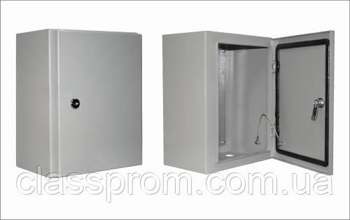 Корпус металлический ЩМП- 4.4.1-0 74 У2 400х400х150 IP54 IEK