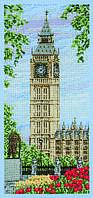 PCE0803 Anchor Cross Stitch Westminster Clock. Anchor. Набор для вышивания нитками