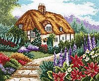 PCE593 Anchor CS - Cottage Garden In Bloom. Anchor. Набор для вышивания нитками