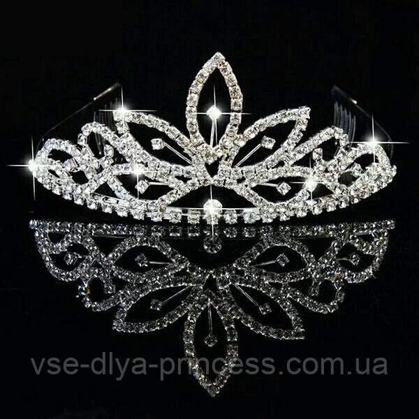 Корона, диадема для конкурса, фото, высота 6 см.