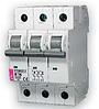 Автоматический выключатель ETIMAT 6  3p В 13А (6 kA)