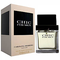 Carolina Herrera Chic For Men edt 100 ml. мужской