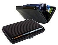 Кейс для кредитных карт Кошелек Security Credit Card Wallet