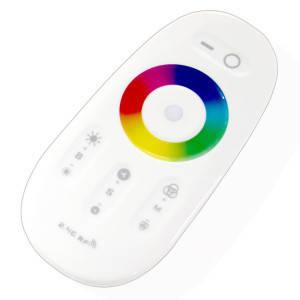 Контроллер 12V RGB для светодиодной ленты 360Вт 30А-2.4G-Touch радио белый, фото 2