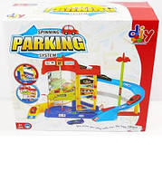 Паркинг гараж, 828-29 парковка