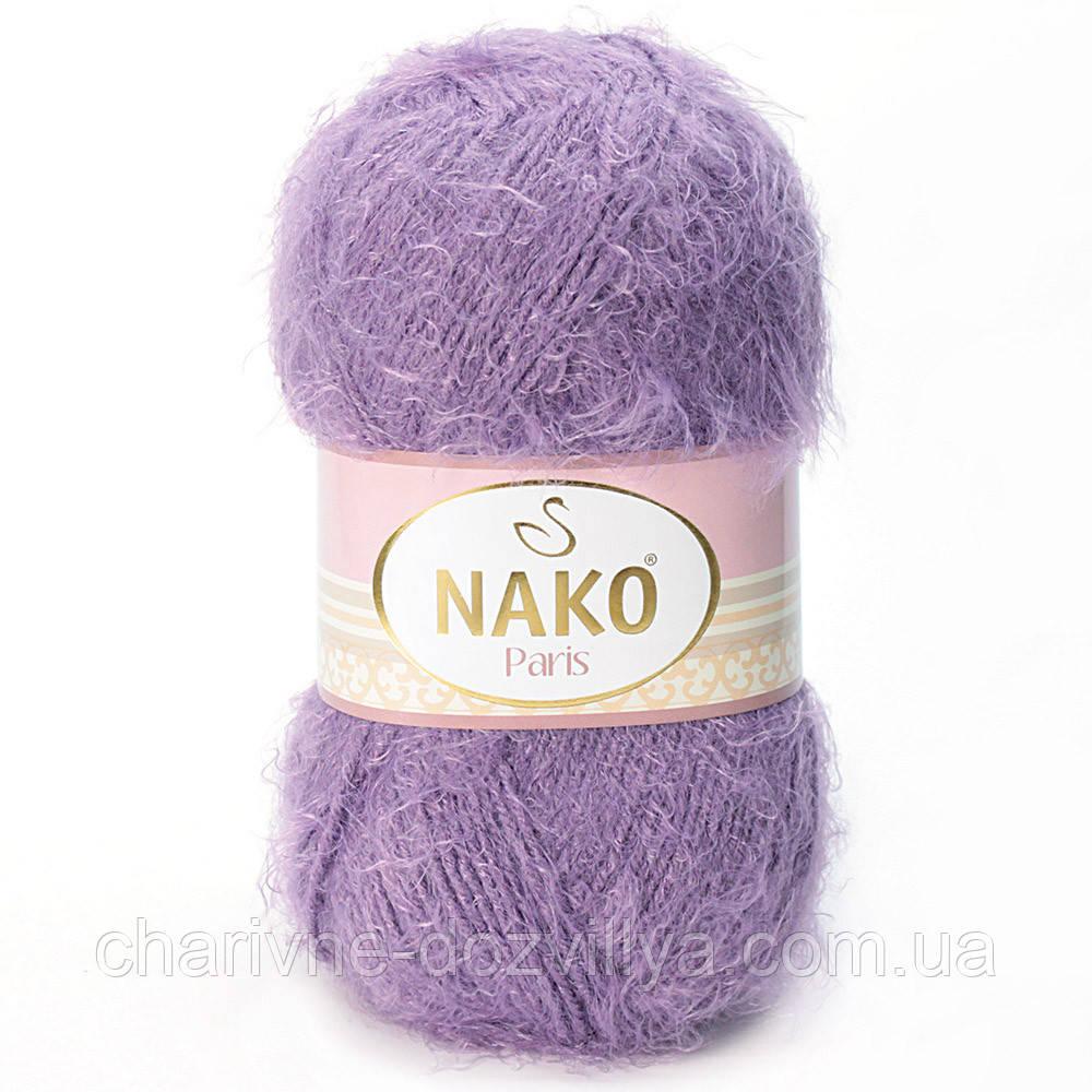 пряжа для ручного вязания Nako Paris париж цена 65 грн купить в