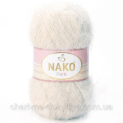 Пряжа для ручного вязания NAKO Paris (Париж), фото 2
