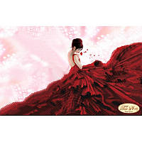 Схема для вышивания бисером Tela Artis В вихре танца ТА-030