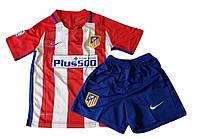 Детская футбольная форма Атлетико Мадрид Гризманн (Atletico Madrid Griezmann) 2016-2017 Домашняя