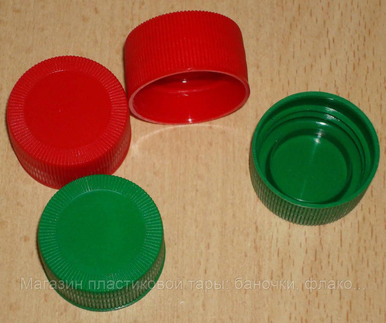 """Крышка пластиковая """"Глухая"""" диаметр 28 мм"""