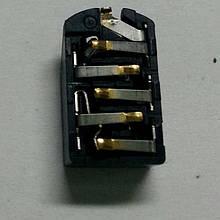 Fly iq441 коннектор гарнитуры, наушников б/у