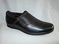Детские школьные туфли оптом Nasite без шнурков , фото 1