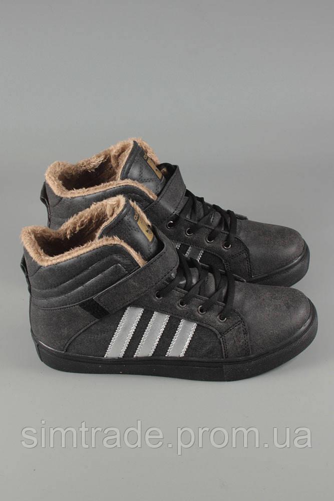 310def7d Кроссовки женские Adidas черные зимние, цена 1 150 грн., купить в ...