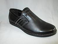 Детские  туфли оптом Nasite со строчками, фото 1