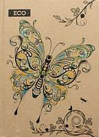 Еко-блокнот «Метелик». Формат А5